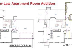 Mother In Law Home Addition Plans Mother Law Apartment Floorplan House Plans 81828