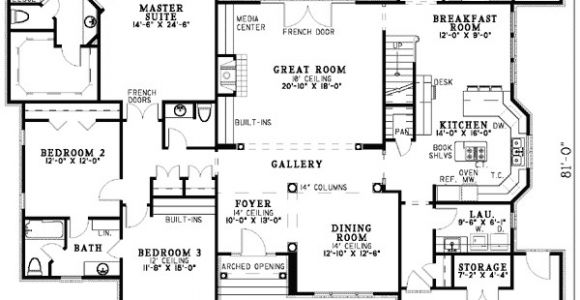 Mother In Law Suite Home Plans House Plans with Mother In Law Suites Plan W5906nd