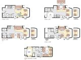 Motor Home Floor Plans Winnebago Class C Motorhome Floor Plans Floor Plans and