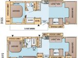 Motor Home Plans Jayco Greyhawk Class C Motorhome Floorplans Large