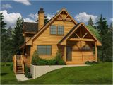 Mountain Cottage Home Plans Mountain House Plans Mountain Home Plan with Walkout