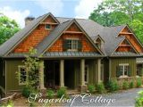 Mountain Cottage Home Plans Rustic Mountain Style Cottage House Plan Sugarloaf Cottage