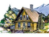Mountain Cottage Home Plans Shadow Mountain Cottage Home Plan 062d 0031 House Plans