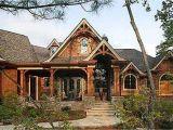 Mountain Craftsman Home Plan Unique Luxury House Plans Luxury Craftsman House Plans
