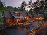 Mountain Home Plan Modern Mountain Farmhouse Plans