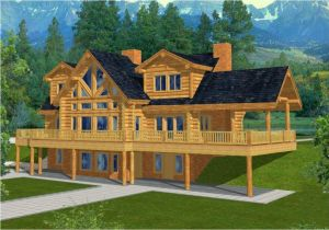 Mountain Home Plans with Basement Canadian House Plans with Walkout Basements Elegant