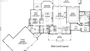 Mountain Homes Floor Plans 2 Bedroom 2 Bath Cabin Lodge House Plan Alp 0a1u