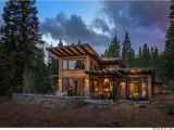 Mountain Homes Plans Modern Mountain Retreat to Unwind This Winter Season