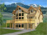 Mountain House Plans with A View Plan 012h 0042 Find Unique House Plans Home Plans and