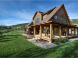 Mountain House Plans with Wrap Around Porch Dreamy Mountain Home In Steamboat Steamboat Springs Real