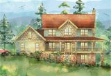 Mountain House Plans with Wrap Around Porch Mountain Home with Wrap Around Porch 26703gg