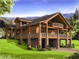 Mountain House Plans with Wrap Around Porch Mountain House Plan with Huge Wrap Around Porch 35544gh