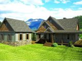 Mountain House Plans with Wrap Around Porch Open Floor Plan with Wrap Around Porch Mountain House