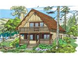 Mountainside Home Plans Trumbell Mountain Cottage Home Plan 062d 0033 House