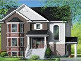 Multi Family Home Plans and Designs Narrow Multi Family House Plans Multi Family House Plans