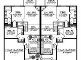 Multi Family Homes Floor Plans Marvelous Multi Family Home Plans 11 Multi Family House