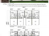 Multi Family Homes Plans Multifamily Home Plans House Plan 2017