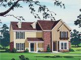Multi Family House Plans Narrow Lot Multi Family House Plan 55091br 2nd Floor Master Suite