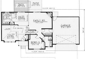 Multi Level Home Floor Plans Exciting Multi Level House Plan 14010dt 2nd Floor