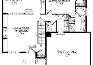 Multi Level Home Floor Plans Kardelle Multi Level Home Plan 051d 0141 House Plans and