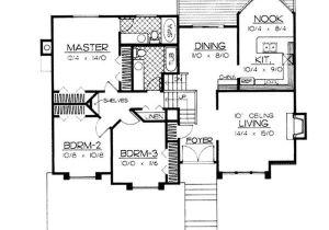 Multi Level Home Floor Plans Small Contemporary Multi Level House Plans Home Design