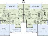 Multi Living House Plans Multi Family Plan 82263 at Familyhomeplans Com