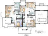 Multi Living House Plans Multi Generational House Plan Floor Plans Pinterest