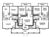 Multi Residential House Plans Multi Residential House Plans Escortsea