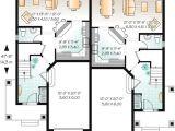 Multi Residential House Plans Multi Unit Apartment Floor Plans