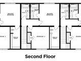 Multi Unit Home Plans 3 Unit Multi Family House Plans Home Deco Plans