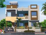 My Home Plans India Contemporary India House Plan 2185 Sq Ft Kerala Home