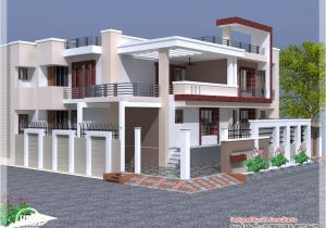 My Home Plans India India House Design with Free Floor Plan Kerala Home