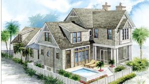 Nantucket Home Plans Gulfview at Watersound Beach the Newest Luxury Community
