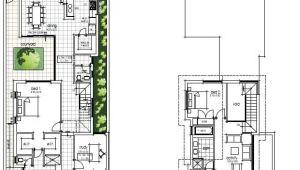 Narrow Home Plans Narrow Block House Designs for Perth Wishlist Homes