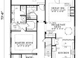 Narrow House Plans with Garage In Back House Plans for Narrow Lots with Rear Garage Cottage