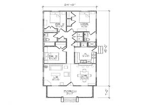 Narrow House Plans with Garage In Back Narrow Lot House Floor Plans Narrow House Plans with Rear
