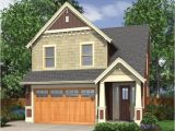 Narrow House Plans with Garage Underneath Narrow Lot Home Plans with Front Garage