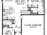 Narrow Lot House Plans with Basement House Plans for Narrow Lots with Basement Cottage House