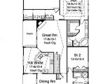 Narrow Lot House Plans with Side Garage Narrow Lot House Plans with Rear Entry Garage Home