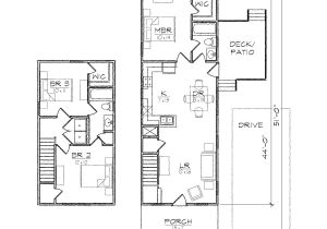 Narrow Lot House Plans with Side Load Garage Corner Lot House Plans Design Philippines Property with