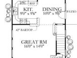 Narrow Lot House Plans with Side Load Garage Narrow House Plans with Garage Stunning Ranch Side Floor