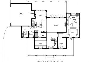 Narrow Lot House Plans with Side Load Garage Rear Loading Garage House Plans