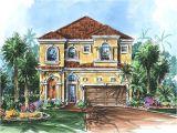 Narrow Lot Mediterranean House Plans 102 Best Mediterranean House Plans Images On Pinterest