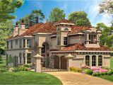 Narrow Lot Mediterranean House Plans Narrow Lot Living Large 36335tx European