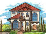 Narrow Lot Mediterranean House Plans Narrow Lot Mediterranean 83339cl Architectural Designs