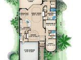 Narrow Lot Mediterranean House Plans Narrow Mediterranean House Plans Home Deco Plans