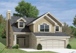 Narrow Two Story Home Plans Simple Two Story House Small Two Story Narrow Lot House