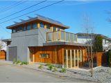 Net Zero Homes Plans Net Zero Sips Laneway House with solar