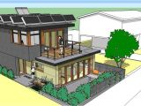 Net Zero Homes Plans Right Up Your Alley the Hidden Housing Trend Grist