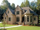 New American Home Plans Kitchen Brick Wall New American Style House Plans New